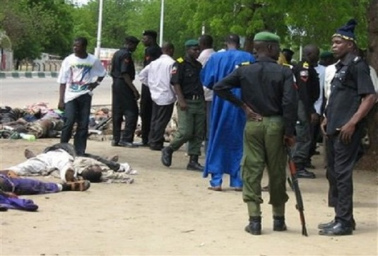 Christians Murdered in Nigeria 3