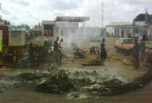 Nigeria Christian Village 1
